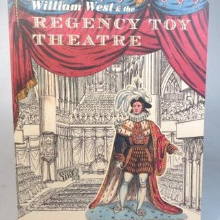 William West & the Regency Toy Theatre
