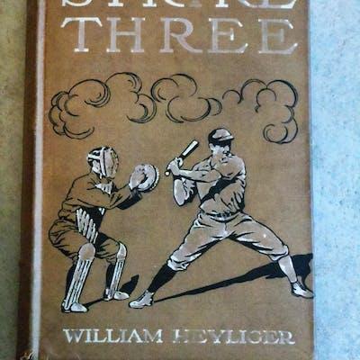 Strike Three Heyliger, William Baseball,Childrens, Juvenile,Fiction