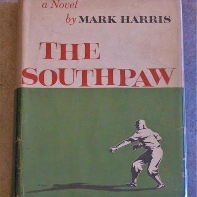 The Southpaw Harris, Mark Baseball,Fiction