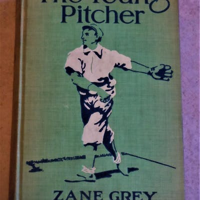 The Young Pitcher Grey, Zane Baseball,Childrens, Juvenile,Fiction