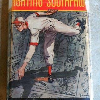 The Fighting Southpaw Flood, Richard T. Baseball,Childrens, Juvenile,Fiction