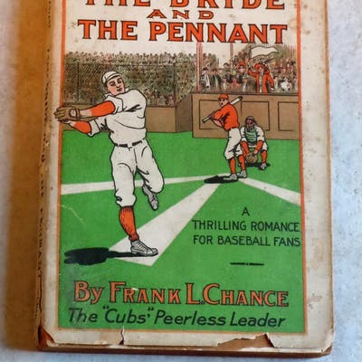The Bride and the Pennant Chance, Frank L. Baseball,Childrens, Juvenile,Fiction