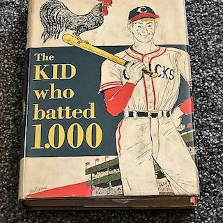 The Kid Who Batted 1.000 Allison