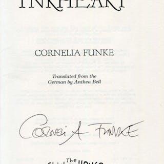 Funke, Cornelia - Autograph Cornelia Funke (German author...