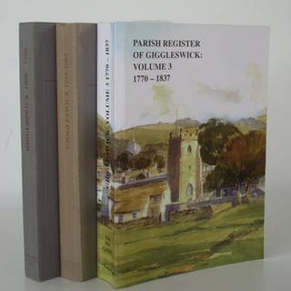 The Parish Rigeister of Giggleswick