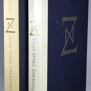 Thus Spake Zarathustra Nietzsche