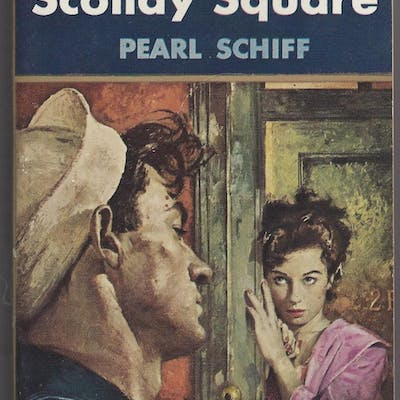 Scollay Square Schiff, Pearl Modern Fiction,Vintage Paperbacks