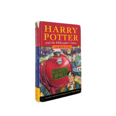 Harry Potter and the Philosopher's Stone J.K. Rowling Harry Potter & JK Rowling