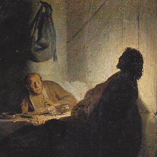 Le siècle de Rembrandt - Tableaux hollandais des...