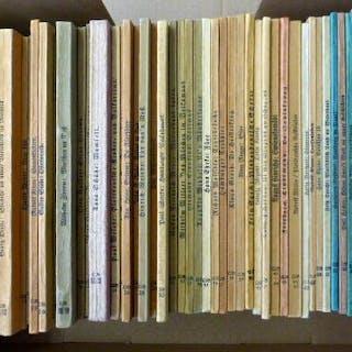 Konvolut Quickborn-Bücher 58 Broschüren