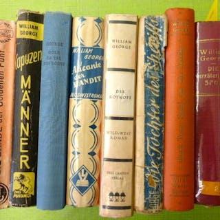Konvolut 8 Bücher: 1