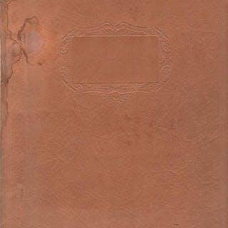 PANAMA SUGAR AND ALCOHOL PROJECT, 1920S [ELLIOTT, FRANK A]