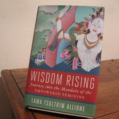 Wisdom Rising: Journey into the Mandala of the Empowered Feminine Allione
