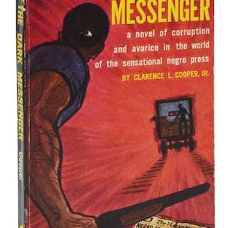 The Dark Messenger Cooper, Clarence, Jr. African American,Literature