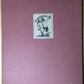 Metamorphoses, Drawn and Printed by Limbach   Art,humor