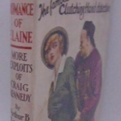 The Romance of Elaine Arthur B Reeve