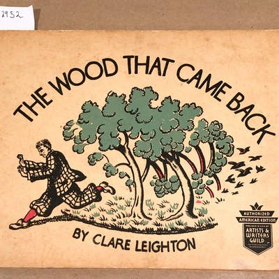 The Wood That Came Back Leighton, Clare Odd Miscellany