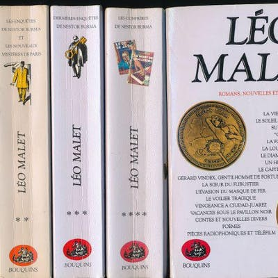 Oeuvres. Complet en 5 volumes MALET Léo