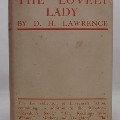 The Lovely Lady D. H. Lawrence