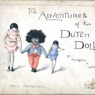 The Adventures of two Dutch Dolls Upton, Bertha + Fl;orence K.