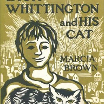 Dick Whittington and His Cat Brown, Marcia