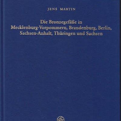 Die Bronzegefäße in Mecklenburg-Vorpommern
