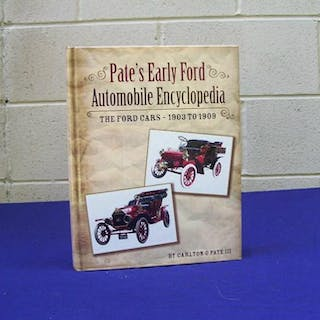 Pate's Early Ford Encyclopedia