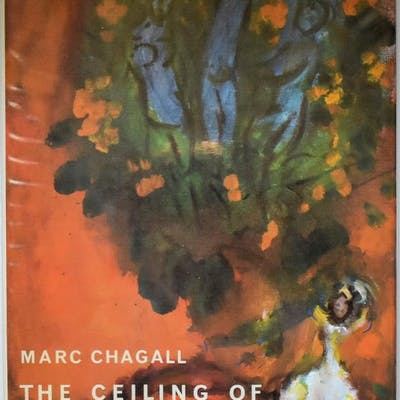 Marc Chagall: the ceiling of the Paris Opera: Sketches