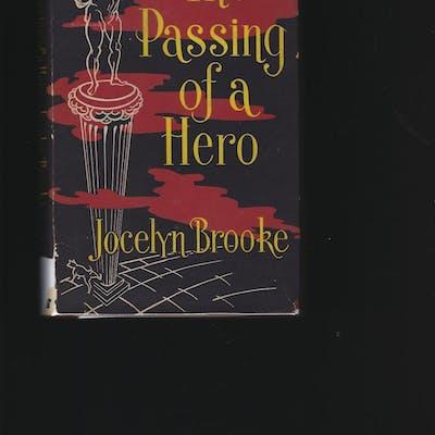 The Passing of a Hero BROOKE, Jocelyn
