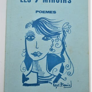 Les 7 Miroirs Paule Verdier Author signed...