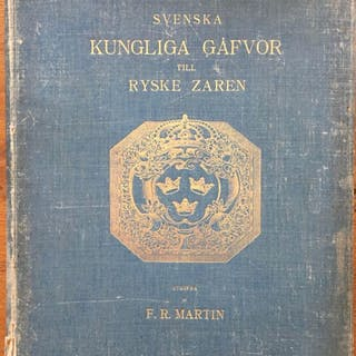 Svenska kungliga gåfvor till ryske Zaren 1647-1699...