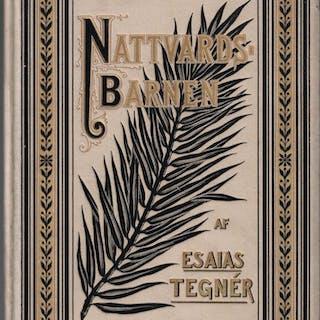 Nattvardsbarnen TEGNER, Esaias (illustrated by Carl Larsson) Children's books