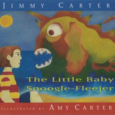 The Little Baby Snoogle-Fleejer CARTER