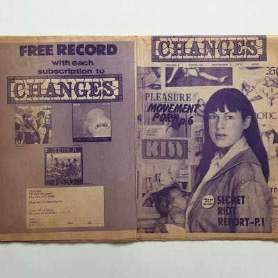 Changes (Volume 2, Issue 11 - September 1, 1970) [Various] Music