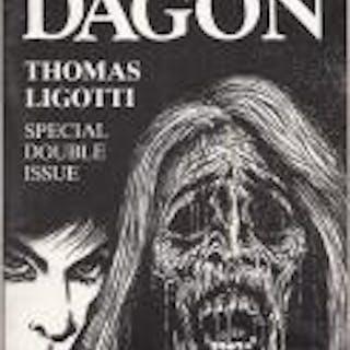 Dagon no 22/23: Special Thomas Ligotti issue DAGON, (ed. Carl T. Ford)