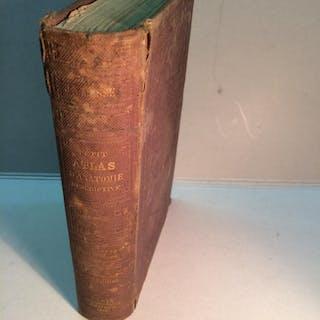 Petit atlas complet d'Anatomie descriptive du corps humain J. -N. Masse