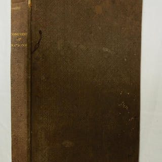 Dissertation on Subject of a Congress of Nations 1837 Ladd