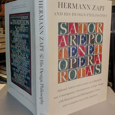 Hermann Zapf & his design philosophy: Selected articles...