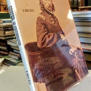 Custer in Photographs KATZ, D. Mark Military