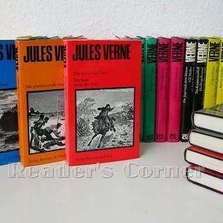 Die große Jules Verne Ausgabe in 20 Bänden [ Werke ]