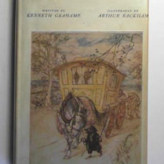 The wind in the willows GRAHAME, Kenneth
