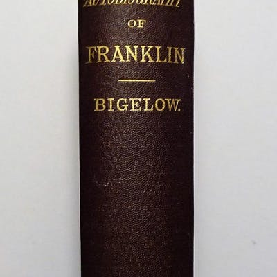 Autobiography of Benjamin Franklin Benjamin Franklin