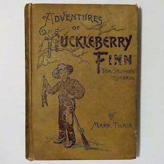 Adventures of Huckleberry Finn, Tom Sawyer's Comrade Mark Twain
