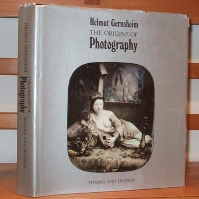 The Origins of Photography Gernsheim Helmut and Alison Photography