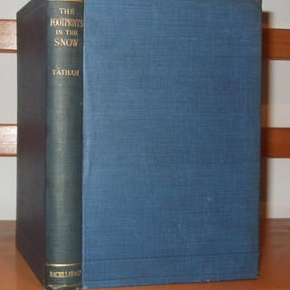 The Footprints in the Snow and Other Tales Tatham H. F. W. Literature