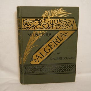 Winters in Algeria Bridgman, Frederick Arthur