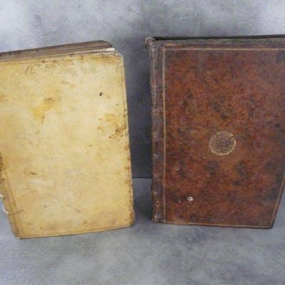 Manuscrit Ensemble deux Terriers des XVIIe et XVIIIe...