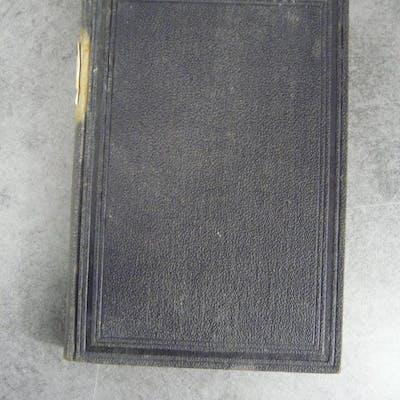 Manuscrit Fables et contes par Charles Michel Contes...
