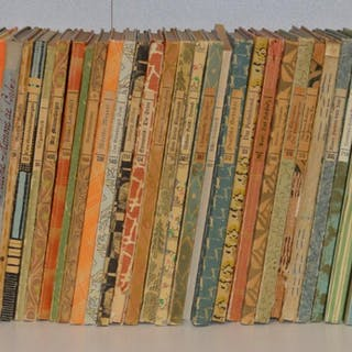 Konvolut - Insel-Bücher /Insel-Bücherei alt [66 Bände] Verschiedene