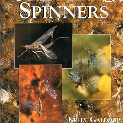 Cripples & Spinners (SIGNED) Galloup